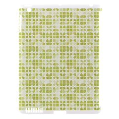 Pastel Green Apple Ipad 3/4 Hardshell Case (compatible With Smart Cover) by FunkyPatterns