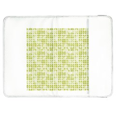 Pastel Green Samsung Galaxy Tab 7  P1000 Flip Case by FunkyPatterns