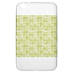 Pastel Green Samsung Galaxy Tab 3 (8 ) T3100 Hardshell Case  by FunkyPatterns