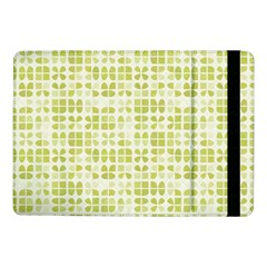 Pastel Green Samsung Galaxy Tab Pro 10 1  Flip Case by FunkyPatterns