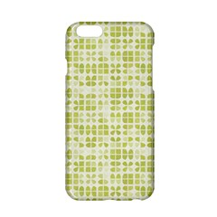 Pastel Green Apple Iphone 6/6s Hardshell Case by FunkyPatterns