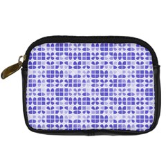 Pastel Purple Digital Camera Cases by FunkyPatterns