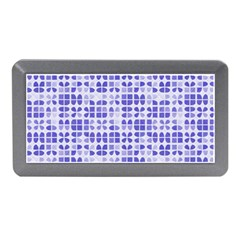 Pastel Purple Memory Card Reader (mini) by FunkyPatterns