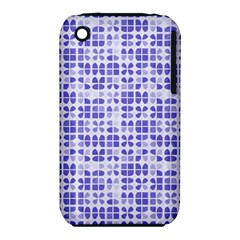 Pastel Purple Apple Iphone 3g/3gs Hardshell Case (pc+silicone)