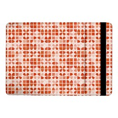 Pastel Red Samsung Galaxy Tab Pro 10 1  Flip Case by FunkyPatterns