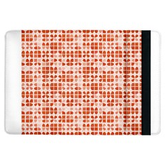 Pastel Red Ipad Air Flip by FunkyPatterns
