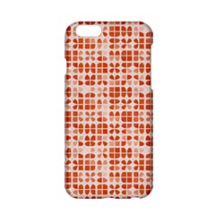 Pastel Red Apple Iphone 6/6s Hardshell Case by FunkyPatterns