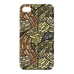 Whimsical Apple Iphone 4/4s Premium Hardshell Case by FunkyPatterns