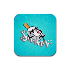 Summer Drink Coaster (square)
