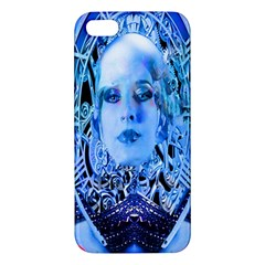 Clockwork Blue Apple Iphone 5 Premium Hardshell Case