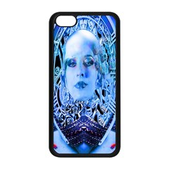 Clockwork Blue Apple Iphone 5c Seamless Case (black) by icarusismartdesigns