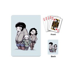 Inconceivable Playing Cards (mini)  by lvbart