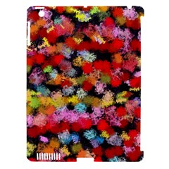 Colorful Brush Strokes                                             			apple Ipad 3/4 Hardshell Case (compatible With Smart Cover) by LalyLauraFLM
