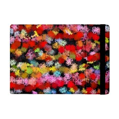 Colorful Brush Strokes                                             			apple Ipad Mini Flip Case by LalyLauraFLM
