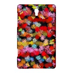 Colorful Brush Strokes                                             			samsung Galaxy Tab S (8 4 ) Hardshell Case by LalyLauraFLM