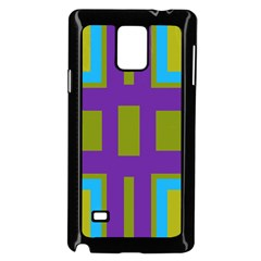 Angles And Shapes                                                 			samsung Galaxy Note 4 Case (black) by LalyLauraFLM