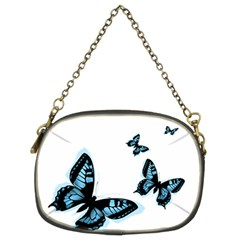 Butterflies Chain Purses (two Sides)  by TRENDYcouture