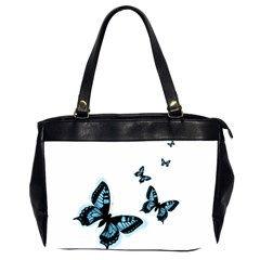 Butterflies Office Handbags (2 Sides)  by TRENDYcouture