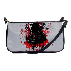 Bangarang Shoulder Clutch Bags by lvbart