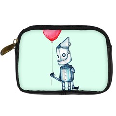 Tin Man Digital Camera Cases by lvbart