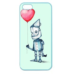 Tin Man Apple Seamless Iphone 5 Case (color) by lvbart