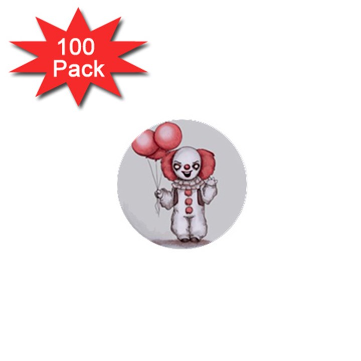 They All Float 1  Mini Buttons (100 pack)