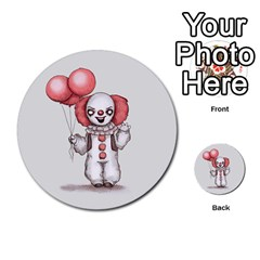They All Float Multi Purpose Cards (round)