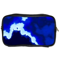 Blues Toiletries Bags 2 Side by TRENDYcouture