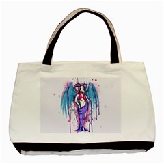 Dirty Wings Basic Tote Bag