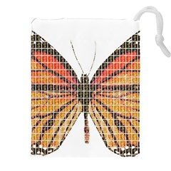 Butterfly Drawstring Pouches (xxl) by cocksoupart