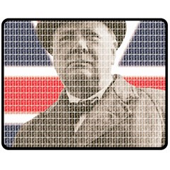 Churchill 1 Fleece Blanket (medium)