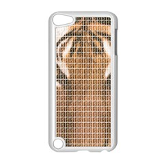 Tiger Tiger Apple Ipod Touch 5 Case (white)