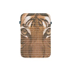 Tiger Tiger Apple Ipad Mini Protective Soft Cases by cocksoupart