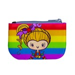 Rainbow CutiE Coin Change Purse Back