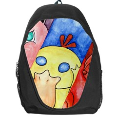 Pokemon  Backpack Bag by Limitless