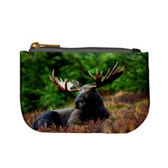 Majestic Moose Coin Change Purse by StuffOrSomething