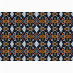 Stones Pattern Collage Prints by Costasonlineshop