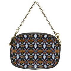 Stones Pattern Chain Purses (two Sides)  by Costasonlineshop