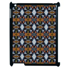 Stones Pattern Apple Ipad 2 Case (black) by Costasonlineshop