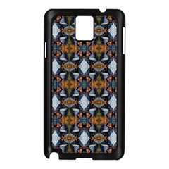 Stones Pattern Samsung Galaxy Note 3 N9005 Case (black) by Costasonlineshop