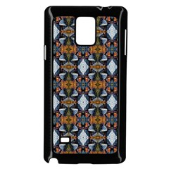 Stones Pattern Samsung Galaxy Note 4 Case (black) by Costasonlineshop