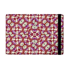 Boho Check Apple Ipad Mini Flip Case by dflcprints