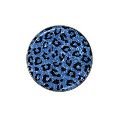Skin5 Black Marble & Blue Marble Hat Clip Ball Marker (10 Pack) by trendistuff