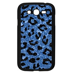 Skin5 Black Marble & Blue Marble Samsung Galaxy Grand Duos I9082 Case (black) by trendistuff