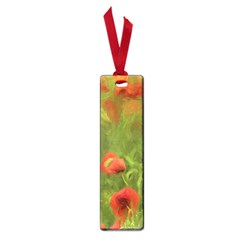 Poppy Ii   Wonderful Summer Feelings Small Book Marks by colorfulartwork