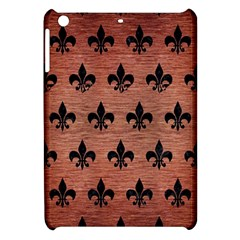 Ryl1 Bk Marble Copper Apple Ipad Mini Hardshell Case by trendistuff