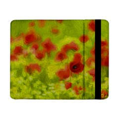 Poppy Iii Samsung Galaxy Tab Pro 8 4  Flip Case by colorfulartwork
