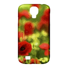 Poppy Vi Samsung Galaxy S4 Classic Hardshell Case (pc+silicone) by colorfulartwork