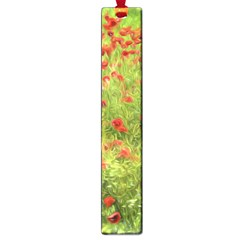 Poppy Vii Large Book Marks by colorfulartwork