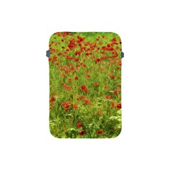 Poppy Vii Apple Ipad Mini Protective Soft Cases by colorfulartwork